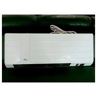 벽걸이형 전기온풍기