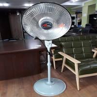 공업용 선풍기 히터