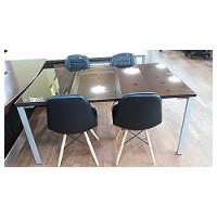 유리형 회의용테이블